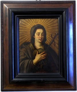 Mater Dolorosa, by Unidentified (Spanish)