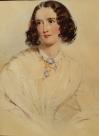British Watercolor Portrait, by Unidentified
