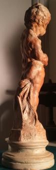 Infant Hercules, by Julien Dillens