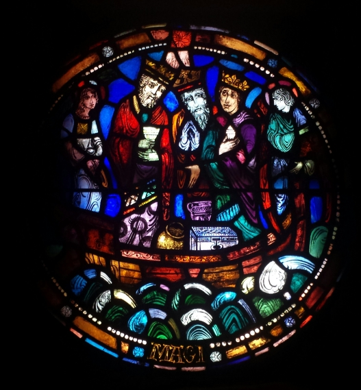 Pilgrimage of the Magi, by Earl Edward Sanborn