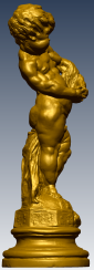 3D Scan of Infant Hercules
