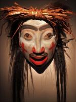 Haida Mask, by Corey Bulpitt